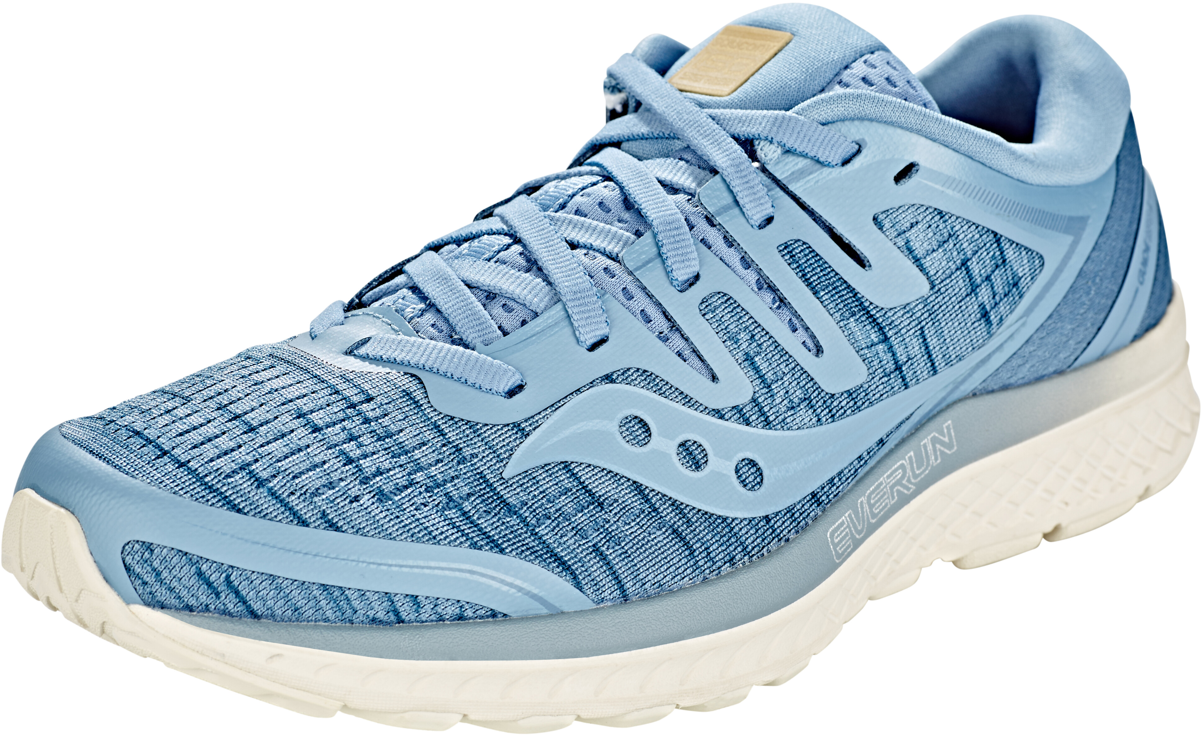 008759dae42 saucony Guide ISO 2 - Zapatillas running Mujer - azul